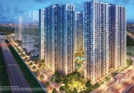 Cho thuê căn hộ 19 tầng tòa nhà E3 The Emerald Mỹ Đình